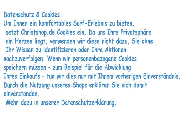 Wir verwenden Cookies samit sie einen Auftrag erstellen können. Mit der Nutzung dieses Shops erklären Sie sich damit einverstanden.